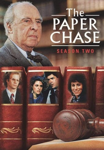 The Paper Chase - Season 2 (6-DVD)