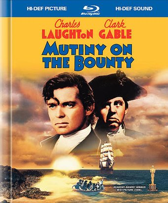 Mutiny on the Bounty (Blu-ray, DigiBook)