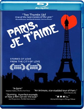 Paris, Je T'aime (Blu-ray)