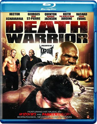 Death Warrior (Blu-ray)