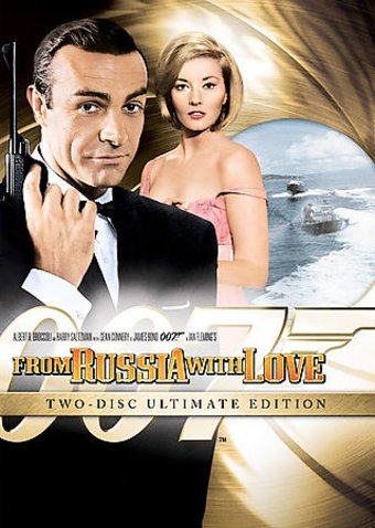 From Russia with Love (Movie Money, 2-DVD,