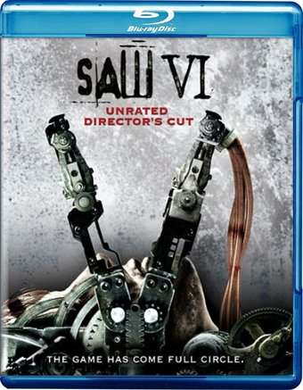 Saw VI (Blu-ray) (Widescreen) (Unrated)