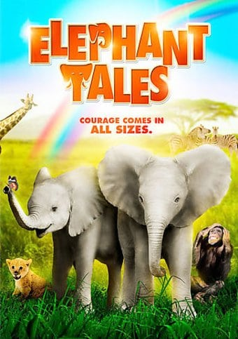 Elephant Tales (2-DVD, Pan & Scan, Widescreen)