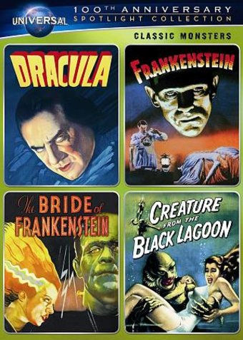 Universal Classic Monsters Spotlight Collection