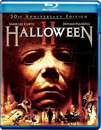 Halloween II (Blu-ray, 30th Anniversary Edition)