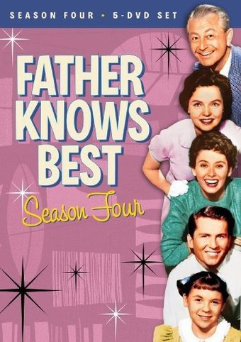 Father Knows Best - Season 4 (5-DVD)