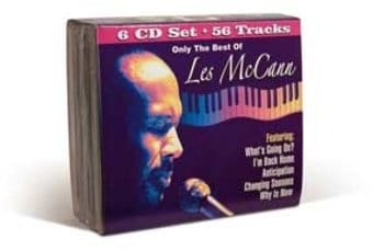 Only The Best of Les McCann (6-CD)