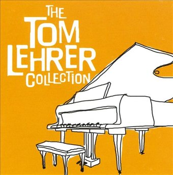 The Tom Lehrer Collection (2-CD)