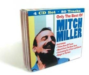 Only The Best of Mitch Miller (4-CD Bundle Pack)