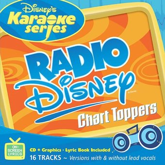 Disney's Karaoke Series: Radio Disney Chart