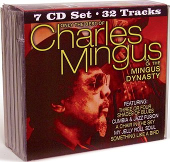 Only The Best of Mingus Dynasty (7-CD)