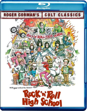 Rock 'N' Roll High School (Blu-ray)