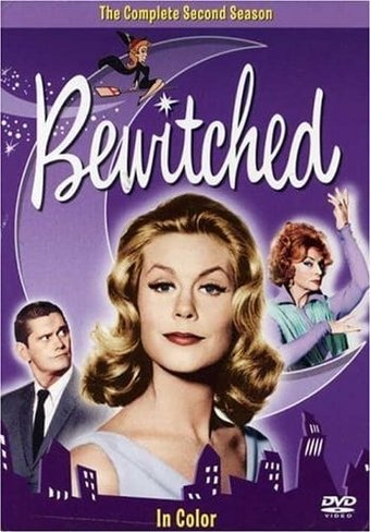 Bewitched - Complete 2nd Season (5-DVD/Colorized)