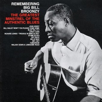 Remembering... The Greatest Minstrel of the