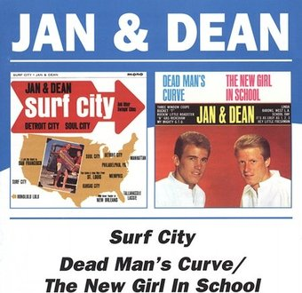 Surf City / Dead Man's Curve / The New Girl in