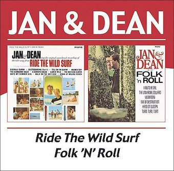 Ride the Wild Surf / Folk 'n Roll