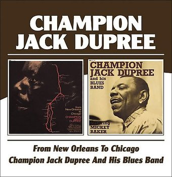 From New Orleans to Chicago / Champion Jack