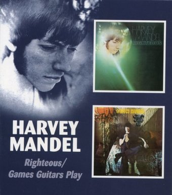 Harvey Mandel Righteous