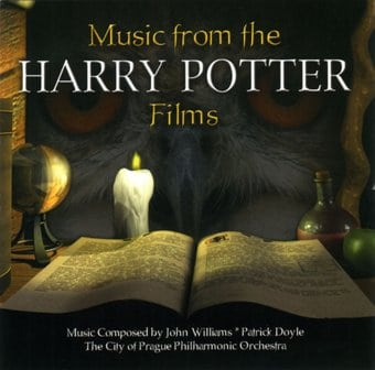 Music From The Harry Potter Films (2-CD)