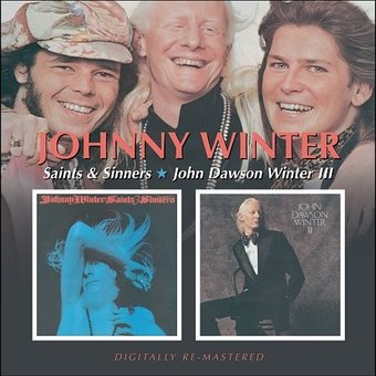 Saints & Sinners / John Dawson Winter III