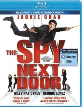The Spy Next Door (Blu-ray + DVD)