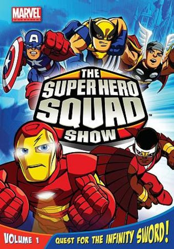 The Super Hero Squad Show - Volume 1
