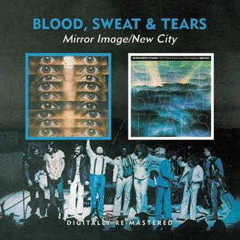 Mirror Image / New City (2-CD)