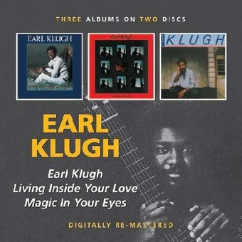 Earl Klugh / Living Inside Your Love / Magic in