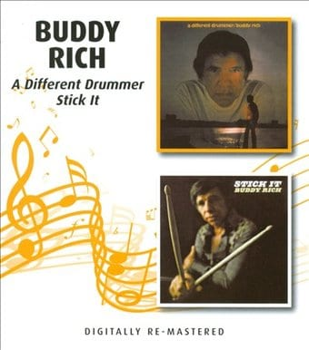 A Different Drummer / Stick It (2-CD)