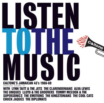 Listen to the Music: Caltone's Jamaican 45's