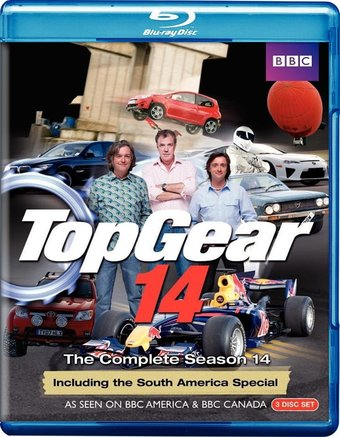 Top Gear - Complete Season 14 (Blu-ray)