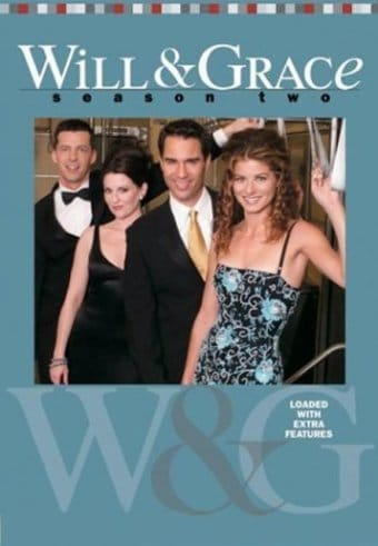 Will & Grace - Season 2 (4-DVD)