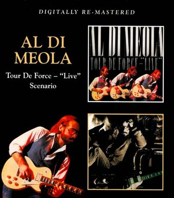 Tour De Force: Live / Scenario (2-CD)