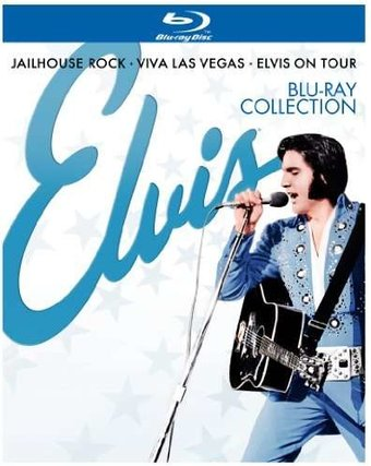 Elvis Blu-ray Collection: Jailhouse Rock / Viva