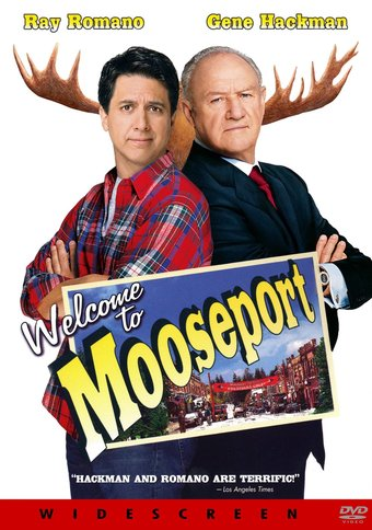 Welcome to Mooseport (Widescreen)