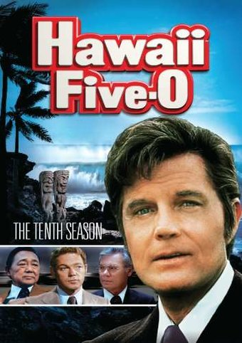 Hawaii Five-O - Complete 10th Season (6-DVD)