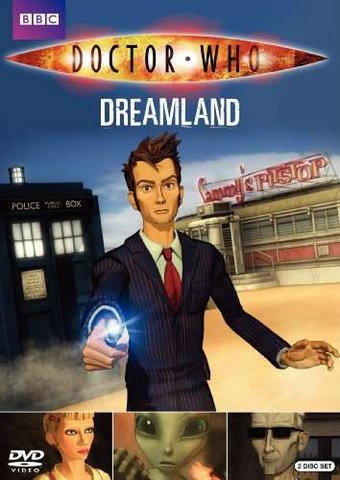 Doctor Who - Dreamland (Animated Serial) (2-DVD)