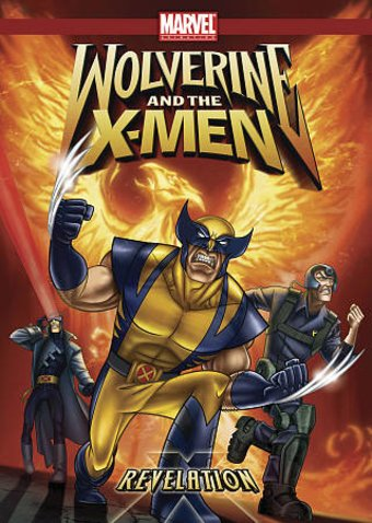 Wolverine and the X-Men - Revelation