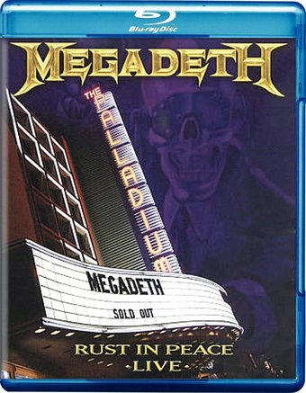 Rust in Peace - Live (Blu-ray)
