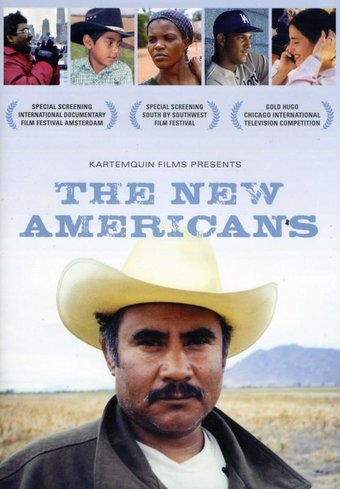 The New Americans (2-DVD)