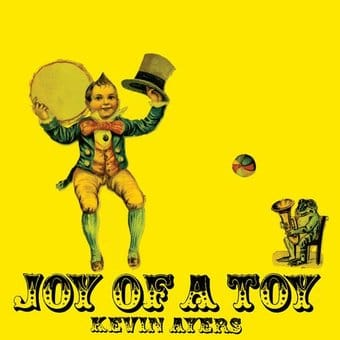 Joy Of A Toy (180GV)
