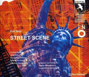 Street Scene: 1989 English National Opera Cast