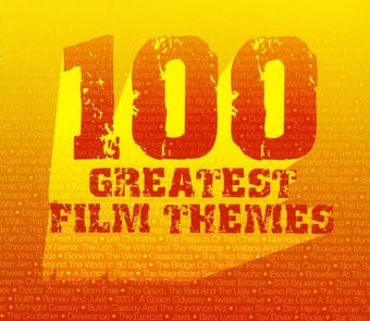 100 Greatest Film Themes (6-CD)