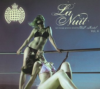 La Nuit, Volume 4: Rare Lounge Grooves Mixed by