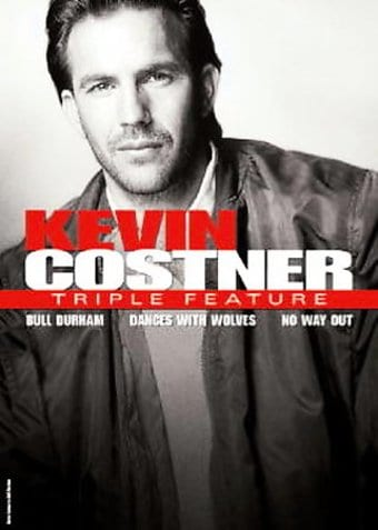 Kevin Costner - Triple Feature (3-DVD, Widescreen)