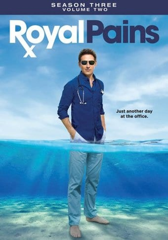 Royal Pains - Season 3 - Volume 2 (2-DVD)