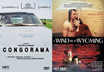 Congorama / A Wind From Wyoming (2-DVD)