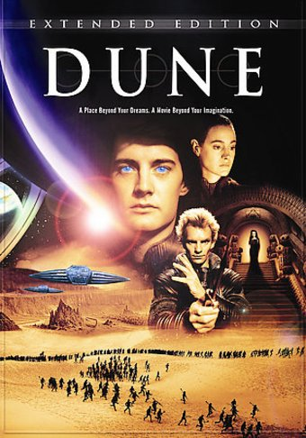 Dune (Original Theatrical & Extended Version)