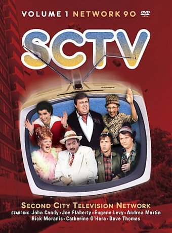 SCTV - Volume 1 (5-DVD)