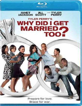 Tyler Perry's Why Did I Get Married Too (Blu-ray)
